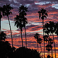 San Clemente Sunset by Richard Cheski