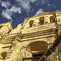 San Cristobal Church by Martha Roque