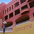 San Diego Lyceum Mall by Ricardo J Ruiz de Porras