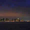 San Diego Night Sky by Christine Till