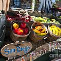 San Diego Old Town Market by Jason O Watson
