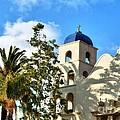 Old Town San Diego Shadows 3 by Mel Steinhauer