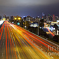 San Diego Skyline by Bryan Mullennix