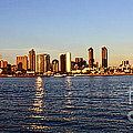 San Diego Skyline by Tommy Anderson