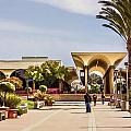 San Diego State Aztec Center by Photographic Art by Russel Ray Photos