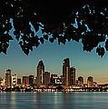 San Diego Sunrise by Christian Flores