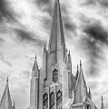 San Diego Temple by Kevin Rowe
