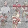 San Francisco 49ers Legends by Joe Hamilton