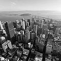 San Francisco Aerial by Gilles Martin-Raget