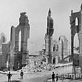 San Francisco After Earth Quake 1906 by Irina Hays