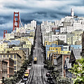 San Francisco Backlot Walt Disney World by Thomas Woolworth