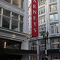 San Francisco Barneys Department Store - 5d20544 by Wingsdomain Art and Photography