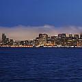 San Francisco Bay  by Dan Peak