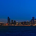 San Francisco Bay by Steve Gadomski