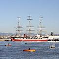San Francisco Boats by Ryan Smith