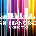 San Francisco Ca 2 by Angelina Vick