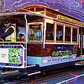 San Francisco Cable Car No. 17 by Daniel Hagerman