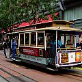 San Francisco Cable Car by SFPhotoStore