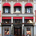 San Francisco Cartier Storefront - 5d20567 by Wingsdomain Art and Photography