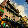 San Francisco - Chinatown 003 by Lance Vaughn