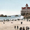 San Francisco Cliff House 1902 by Unknown