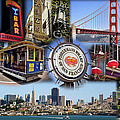 San Francisco Collage by Kelley King