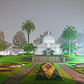 San Francisco Conservatory Of Flowers by Daniel Furon