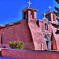 San Francisco De Asis Mission Church by David Patterson