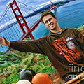 San Francisco Giants Buster Posey  by Blake Richards