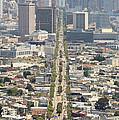 San Francisco - Market Street - Castro to Embarcadero