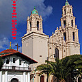 San Francisco Missio Dolores by Michael Moore