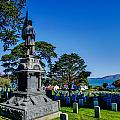 San Francisco National Cemetery Soldiers Memorial by Scott McGuire