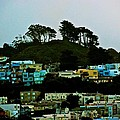 San Francisco Neighborhood by Eric Tressler