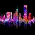 San Francisco Nights by Daniel Hagerman