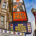 San Francisco - North Beach - 04 by Gregory Dyer