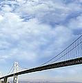 San Francisco Oakland Bay Bridge by Jit Lim