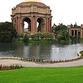 San Francisco - Palace Of Fine Arts by Christiane Schulze Art And Photography
