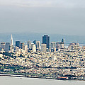 San Francisco Panorama by Gene Norris