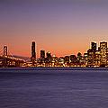 San Francisco Skyline by Brian Jannsen
