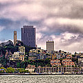 San Francisco Skyline by Jon Berghoff