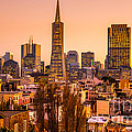 San Francisco Skyline by Luciano Mortula