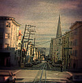 San Francisco Street by Jill Battaglia