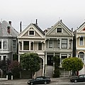 San Francisco - The Painted Ladies by Christiane Schulze Art And Photography