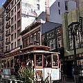San Francisco Tram by Brenda Kean