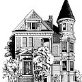 San Francisco Victorian by Mary Palmer