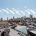 San Francisco Waterfront by Jo Ann Snover