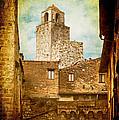 San Gimignano Italy by Silvia Ganora