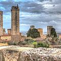 San Gimignano by Ulisse