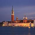 San Giorgio Maggiore Island Venice Italy by Ivan Pendjakov