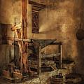 San Jose Mission Mill by Priscilla Burgers